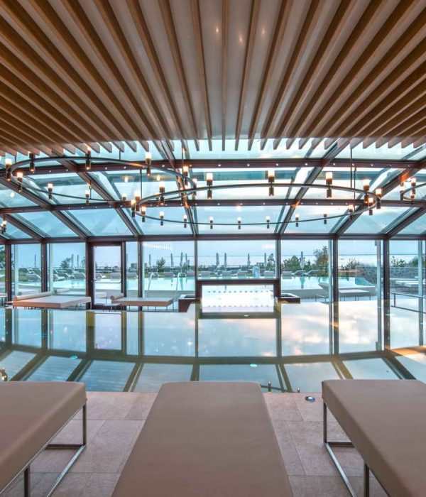 Portopiccolo Spa wins the international award for Luxury Spas